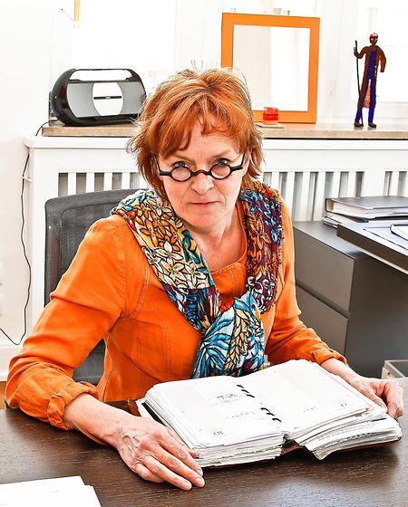 Die LSAP-Politikerin Vera Spautz war bis 2017 Bürgermeisterin von Esch/Alzette.