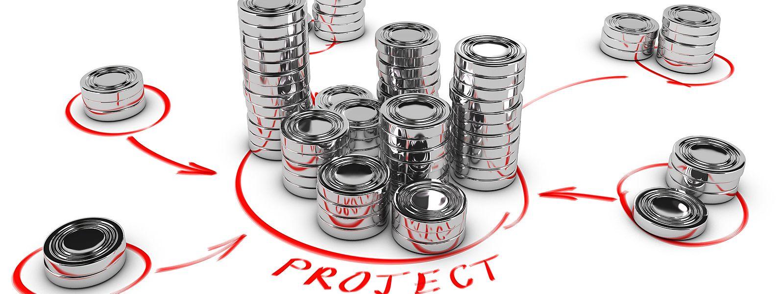 Bereits mit geringen Beträgen kann man durch Crowdfunding-Plattformen in Start-ups einsteigen.