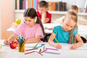 Kinder Schule Hausaufgaben