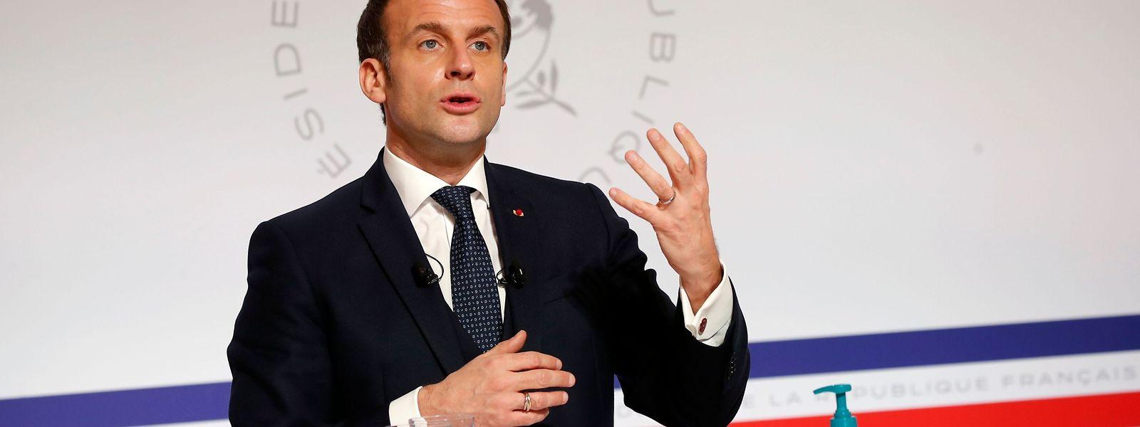 Le président Macron entend encore laisser un peu de souplesse au pays.