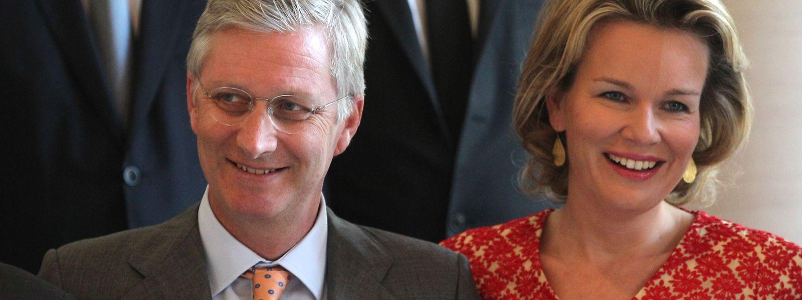 Am Dienstag beginnt der dreitägige Staatsbesuch von König Philippe und Königin Mathilde in Luxemburg.
