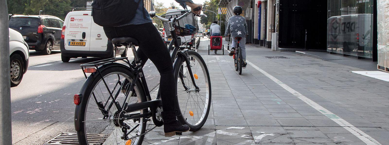 A Bruxelles, Paris ou encore Milan, le virus a permis aux municipalités de donner un coup de pédale à la mobilité douce. Pas encore à Luxembourg-Ville.