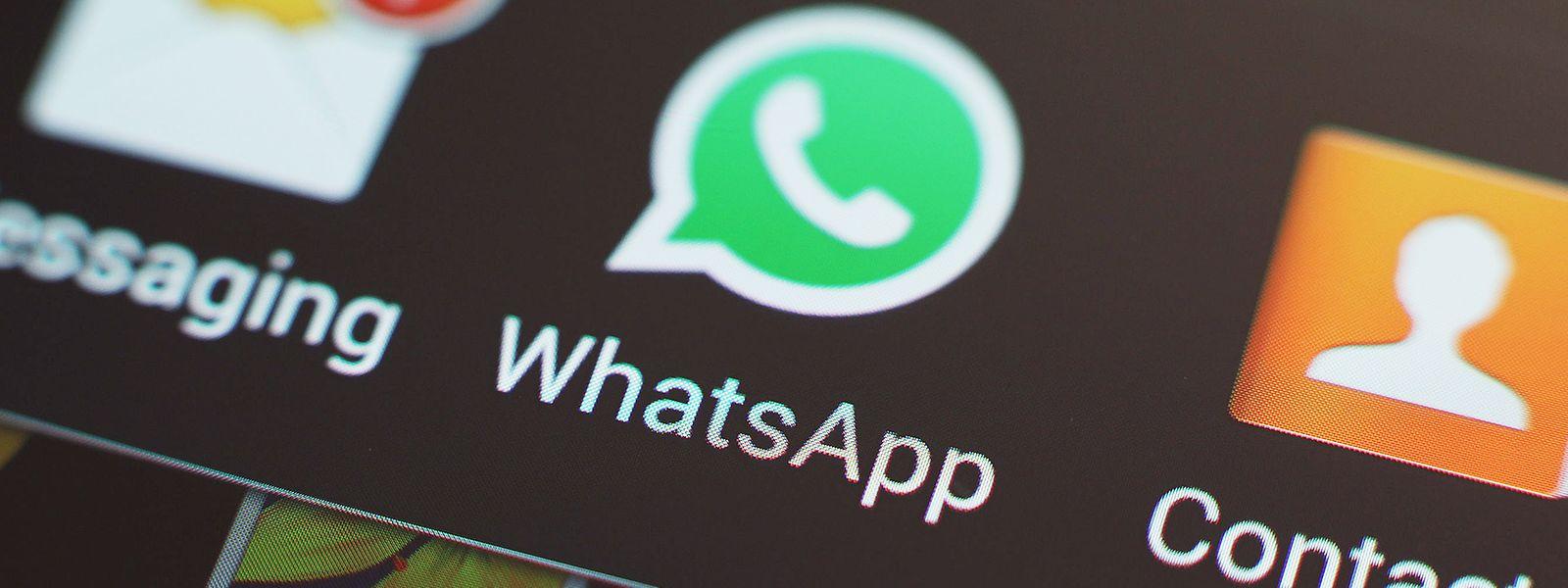 Die Anwendung Whatsapp gilt derzeit als eine der beliebtesten Smartphone-Apps überhaupt.