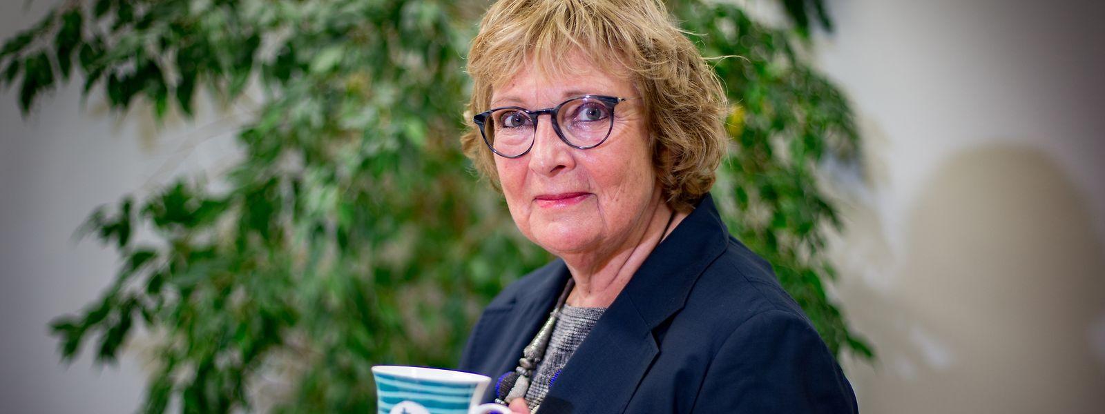 Viviane Loschetter hat politisch alles erreicht, was sie erreichen wollte.