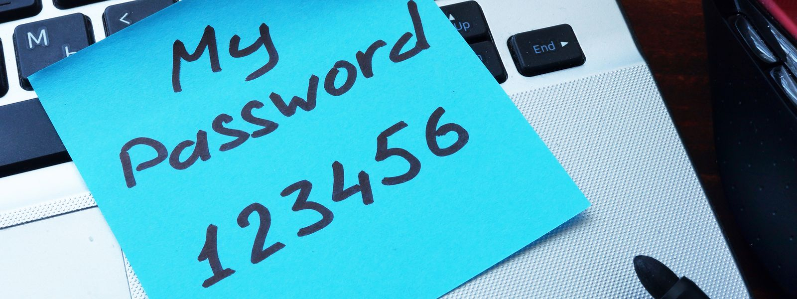 Datenlecks haben ihren Ursprung oft in mangelnder Sorgfalt bei der Auswahl von Passwörtern.