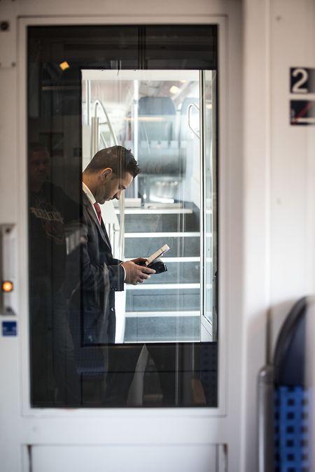 À compter du 1er mars 2020, les agents des CFL seront «plus visibles» pour les usagers et équipés d'appareils mobiles leur permettant de communiquer plus rapidement.