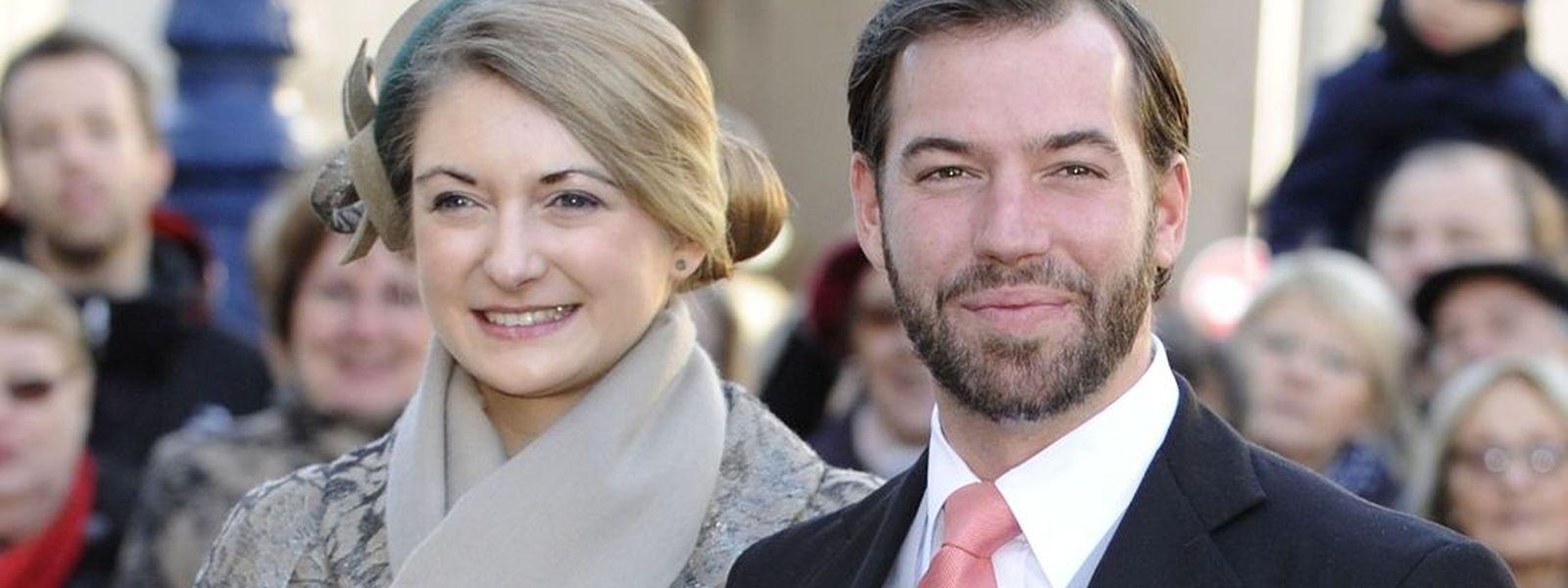 Stéphanie und Guillaume werden von Sonntag bis Freitag in Südkorea und Japan weilen.