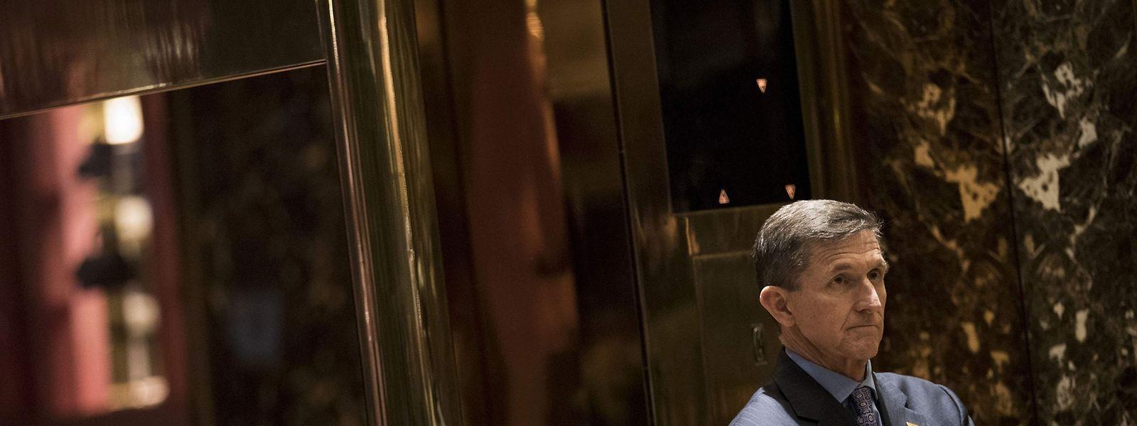 Flynn hatte Ende Dezember, noch ehe er ein offizielles Amt innehatte, mit dem russischen Botschafter Sergei Iwanowitsch Kisljak telefoniert