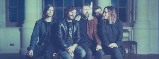 """""""Slowdive"""" ist nach 22 Jahren das vierte Album der Band Slowdive."""