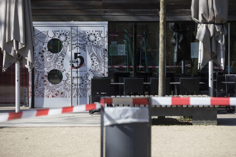 Das Club 5 am Park ist eines der Restaurants in Esch, das vorübergehend keine Miete zahlen muss.