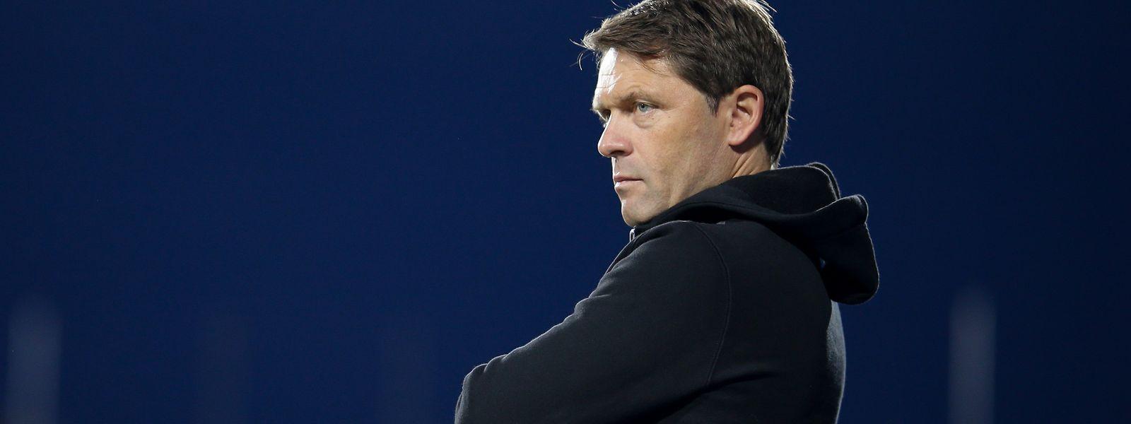 Luc Holtz sah viel Positives bei der Luxemburger 0:1-Niederlage.