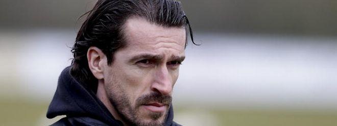 Paulo Gomes, deixou de ser treinador do Beggen