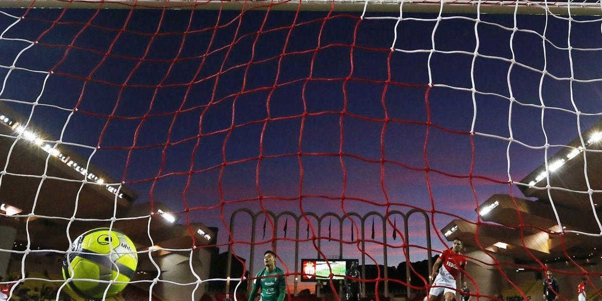 Eiji Kawashima et les Messins ont encaissé le premier but juste avant la mi-temps.