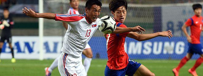 O encontro entre a Coreia do Norte e a Coreia do Sul está marcado para terça-feira, às 17h30