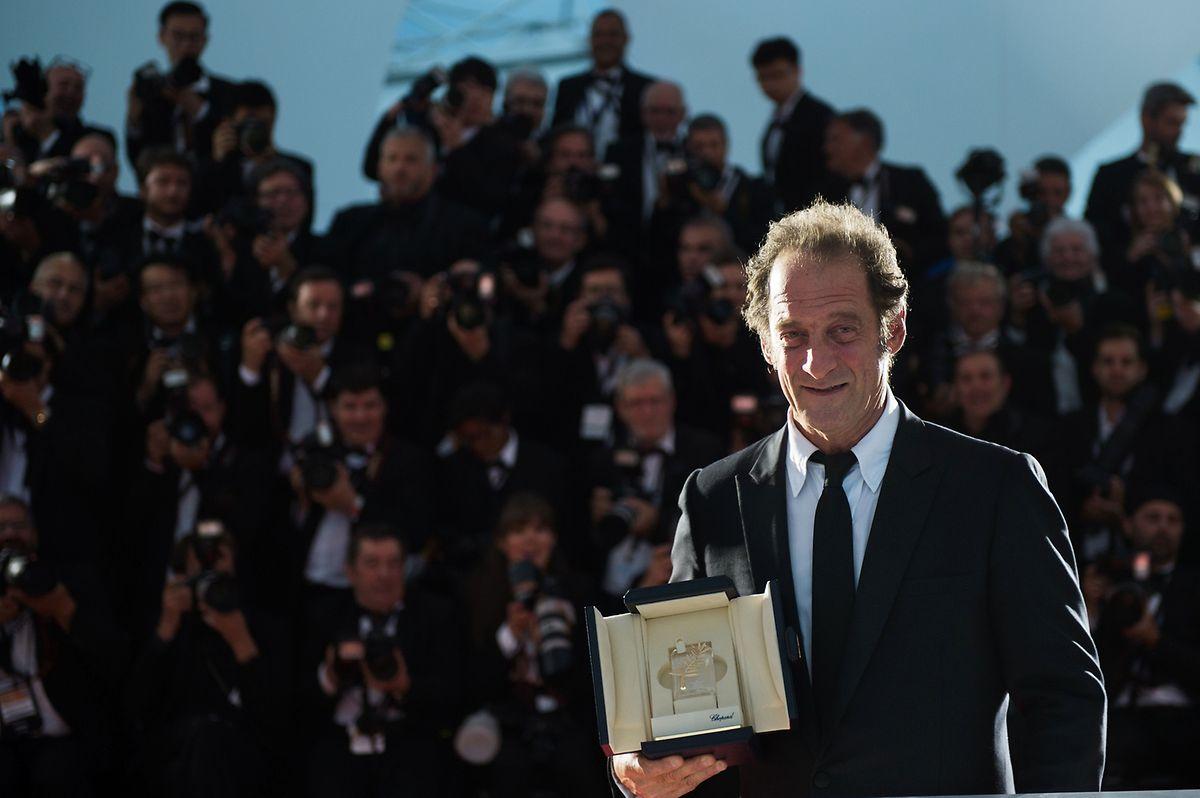 Vincent Lindon wurde als bester Darsteller geehrt.