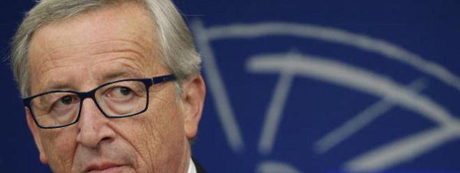 """""""Luxemburg hatte keine andere Reaktionsfläche""""', so Juncker."""