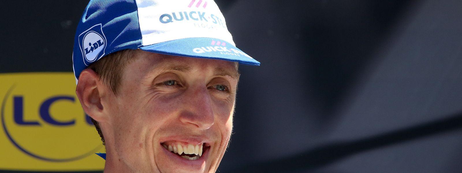 Daniel Martin fuhr zwei Jahre für Quick-Step.