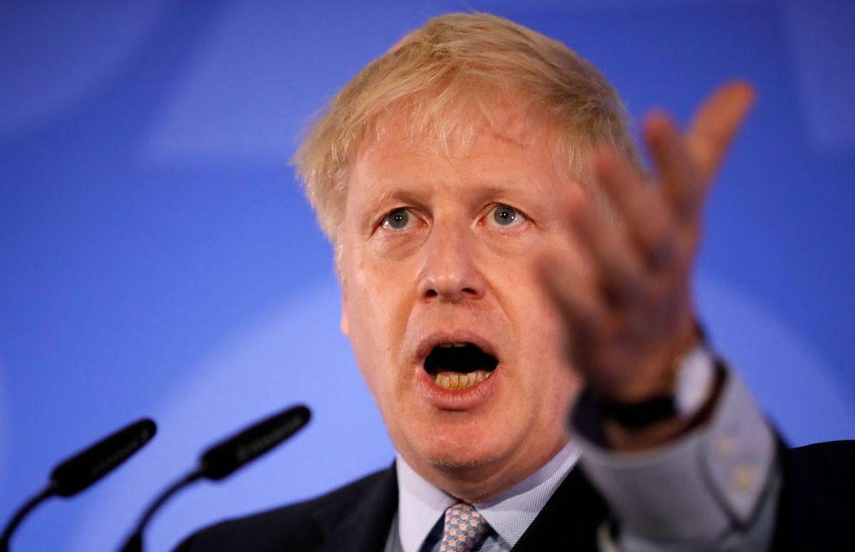 Boris Johnson gilt als möglicher Nachfolger für Teresa May.