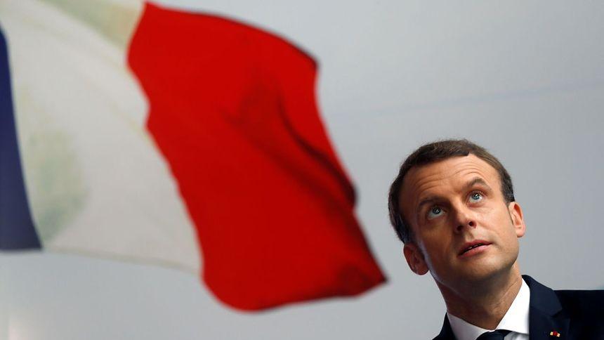 France Emmanuel Macron lauréat du Prix Charlemagne