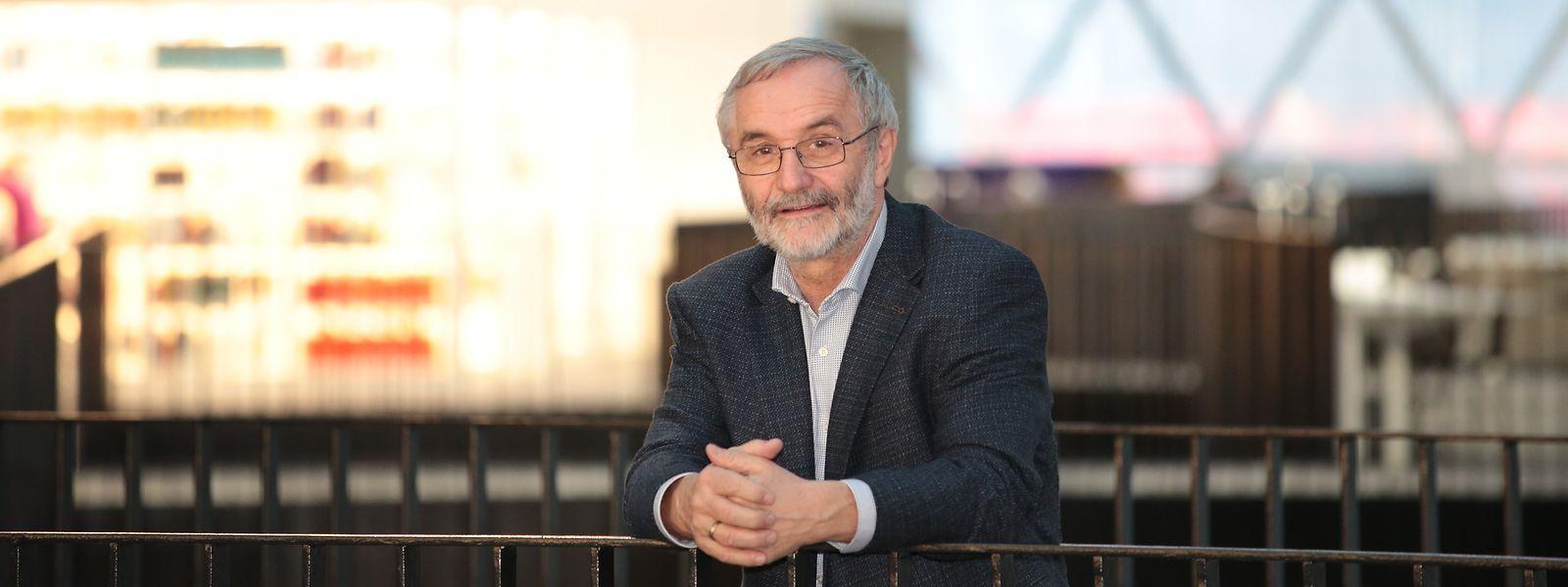 Rudi Balling hat das LCSB gegründet und über zehn Jahre als Direktor geleitet. Nun ist die Zeit des Ruhestands gekommen. Doch der Genetiker hat auch dafür bereits Pläne geschmiedet.