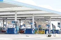 Wirtschaft, Tankstelle Wasserbillig,Coronavirus, Covid-19, Foto: Chris Karaba/Luxemburger Wort