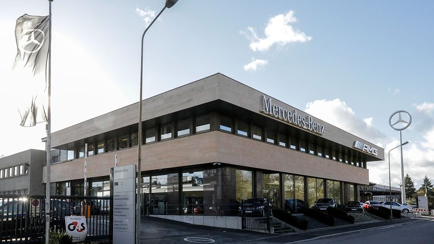 Luxemburger wort werksniederlassung abzugeben for Mercedes benz luxembourg