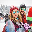 Se tonifier et bien s'échauffer avant de skier permet de résister à la survenue des blessures.