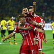 Rekordmeister FC Bayern hat zum sechsten Mal den Supercup gewonnen.