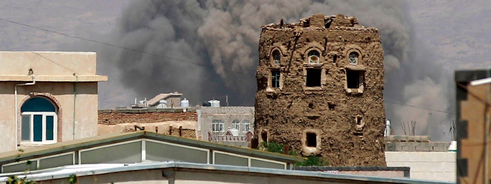 Alltag am Golf von Aden: Angriffe bescheren Tod und Trümmer.