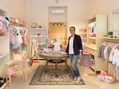 Elisabete Amorim, sócia-gerente da nova loja em Esch