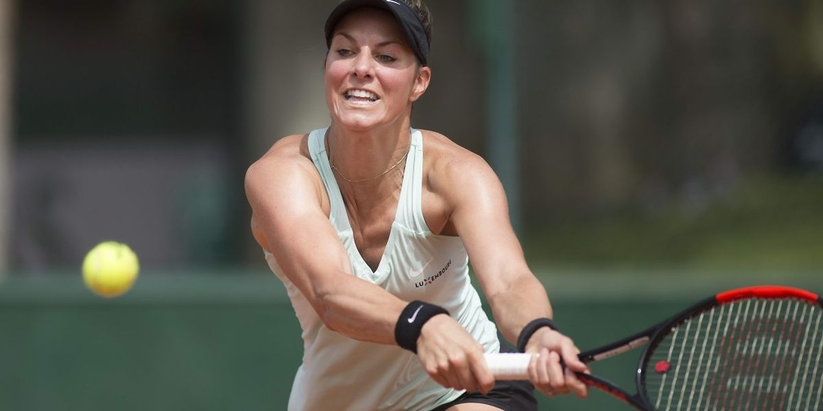 Les muscles saillants, Mandy Minella s'est qualifiée sans souci dans la Ruhr.