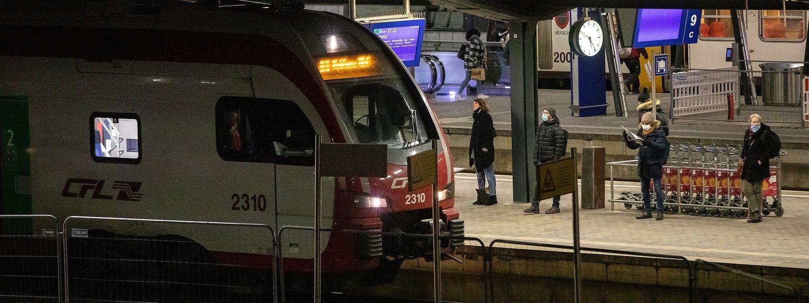 Schienenverkehr macht nur 0,4 Prozent der Emissionen aus.