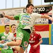 168 Handball Achtelfinalspiel im EHF Challenge Cup zwischen dem HC Berchem und HC ZNTU ZAB Zaporozhye am 11.02.2018 Le BIEL (39 HCB)