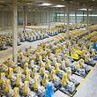 10.000 Roboter sollen pro Jahr von Contern aus europaweit ausgeliefert werden.