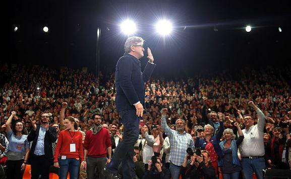 Confiance chez Fillon, Le Pen et Mélenchon