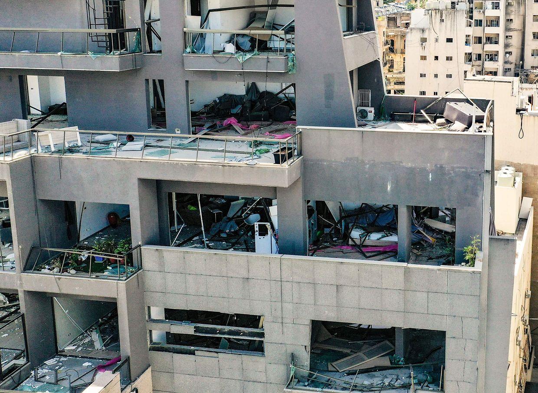 Im krisenerschütterten Libanon droht nach der Explosion in Beirut mit mehr als 150 Toten und über 6000 Verletzten eine neue politische Zerreißprobe.
