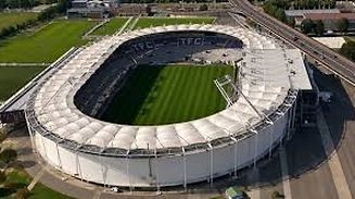 The Toulouse stadium, which can hold 33,150 spectators, is sold out for the match