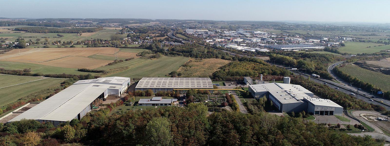 Eine Studie für den Ausbau des Minettkompost, der sich unterhalb der stillgelegten Monnericher Bauschuttdeponie befindet, wurde bereits in Auftrag gegeben.