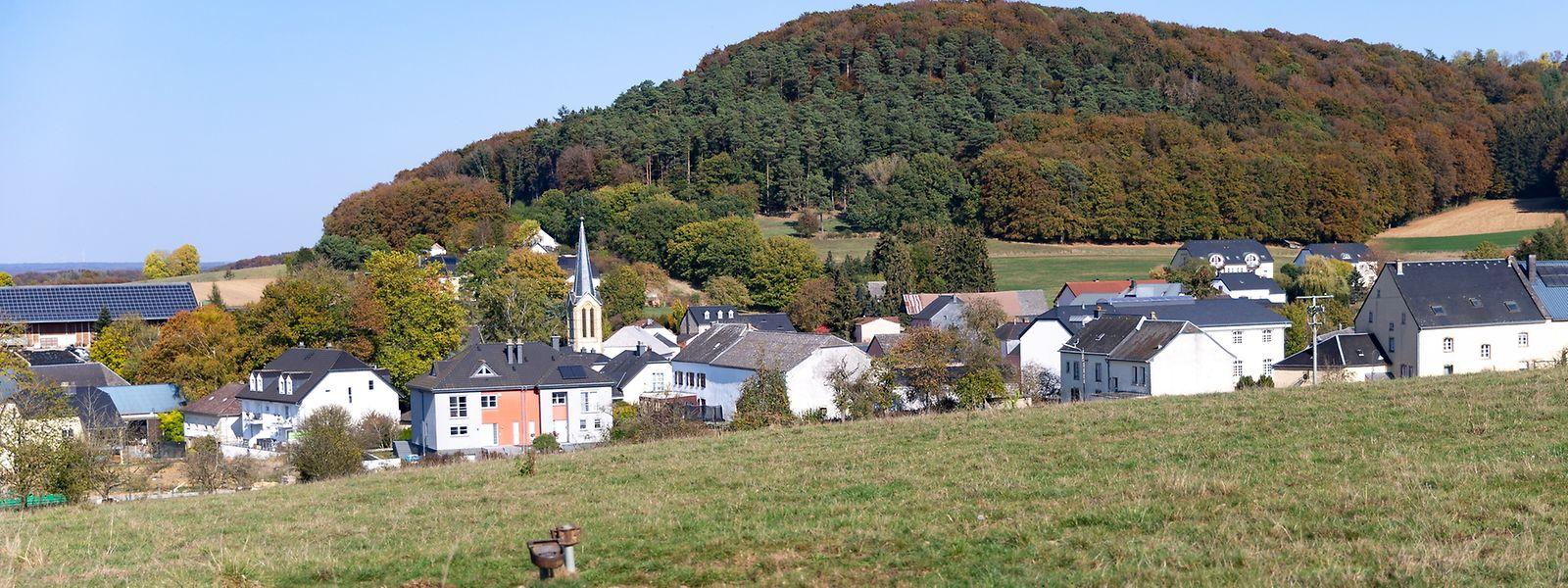 Die erste Gemeindefusion Luxemburgs ereignete sich wahrscheinlich im Jahr 1822. Damals fusionierten Calmus (auf dem Bild) und Saeul.