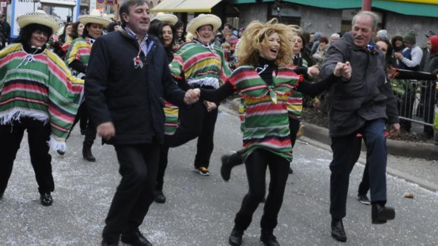 Närrische Fragen aus Petingen: Welche politische Farbe darf in den Koalitionstanz mit der CSV eintreten? Braucht die überhaupt einen Tanzpartner? Und, wer führt, Jean-Marie Halsdorf (l.) oder Pierre Mellina (r.)? Oder sollte es in der Karnevalstadt ganz anders kommen als gedacht?