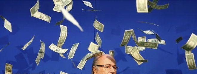 Ex-Präsident Joseph Blatter war die Hauptfigur des FIFA-Korruptionsskandals.