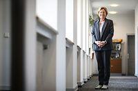 IPO.Gespräch mit Paulette Lenert, Ministerin f. Verbraucherschutz - die ersten 100 Tage im Amt.Foto: Gerry Huberty