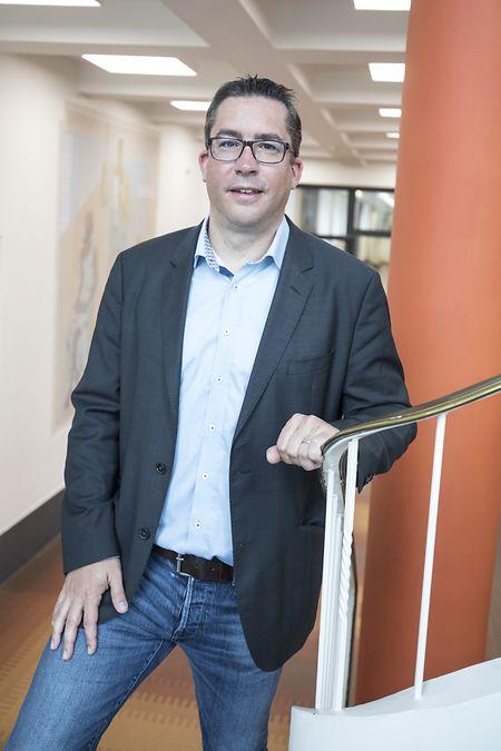 Besonders die Neuorganisation der Unterrichtspläne machte der Direktion des Lycée Hubert Clément zu schaffen, so der beigeordnete Schuldirektor Denis Reitz.