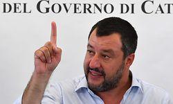 Italiens Innenminister Matteo Salvini braucht ein Feindbild.