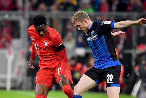 Jans und Co. scheitern beim FC Bayern knapp