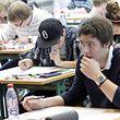 """Dieses Jahr werden die """"Première""""-Schüler noch sieben bis zehn Klausuren ablegen müssen. Ab 2018 wird der schriftliche Teil auf sechs Fächer reduziert."""