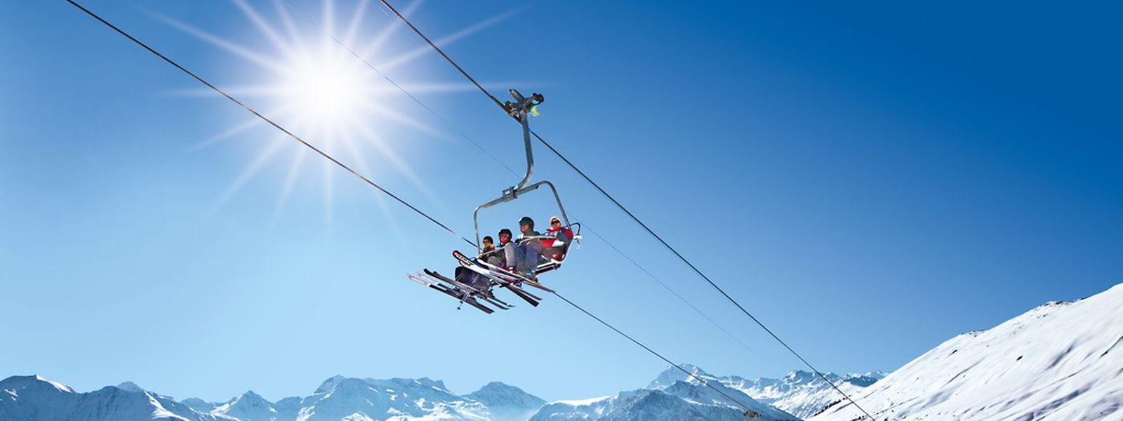 Die Aussichten für Schweiz-Urlauber waren schon mal sonniger.