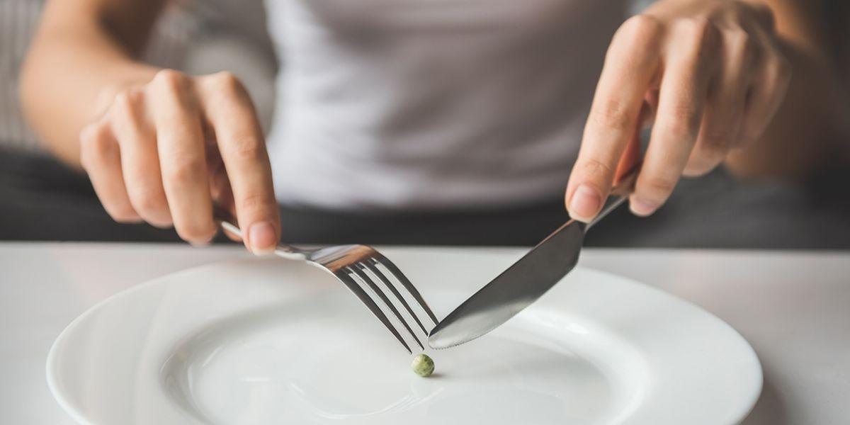 Das Hungern gibt den Patienten das Gefühl der Kontrolle, der Unabhängigkeit, der Eigenständigkeit.