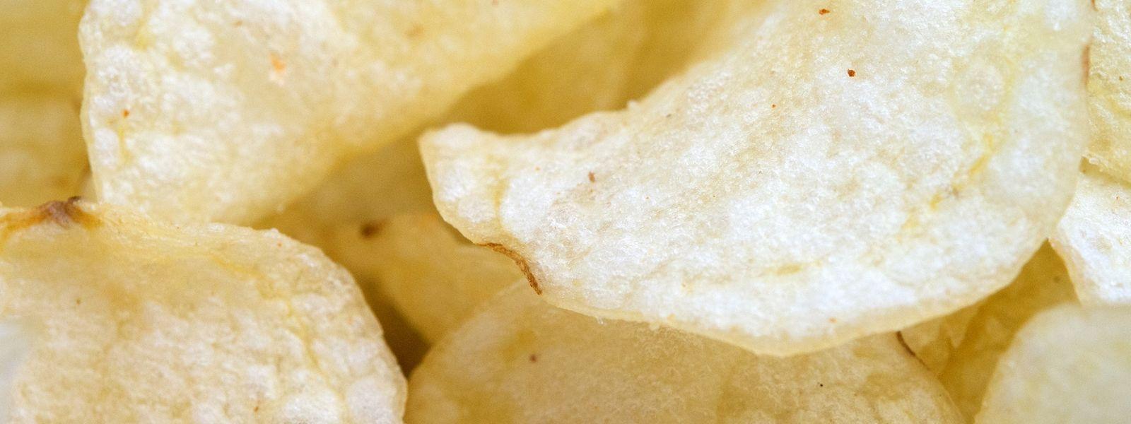 Typische WM-Snacks wie Chips sind nicht gerade gesund.