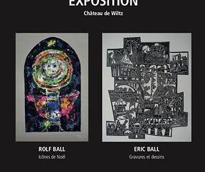 Exposition Rolf & Eric BALL